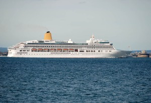 Aurora off Ryde