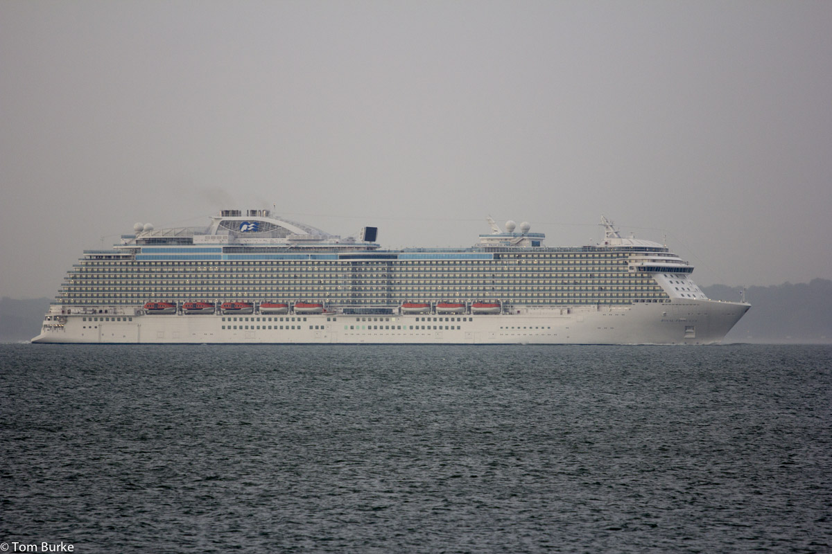 Problems With Royal Princess Cruise Cancelled