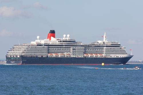 Queen Victoria off Cowes