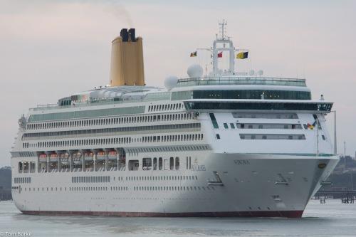 Aurora Southampton 2012