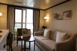 Superior Deluxe Balcony cabin