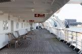 Boatdeck promenade