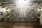 Main engine control panel