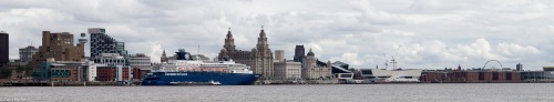 Another view of Liverpool waterfront