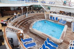 The Terrace pool