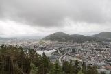Bergen from Floyen