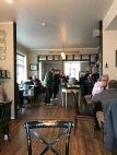 Interior of cafe-bar 'Husid', Isafjordur
